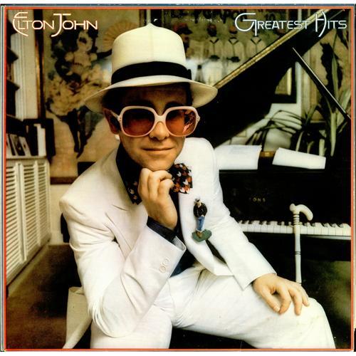 Elton John - Greatest Hits [Vinyl LP]