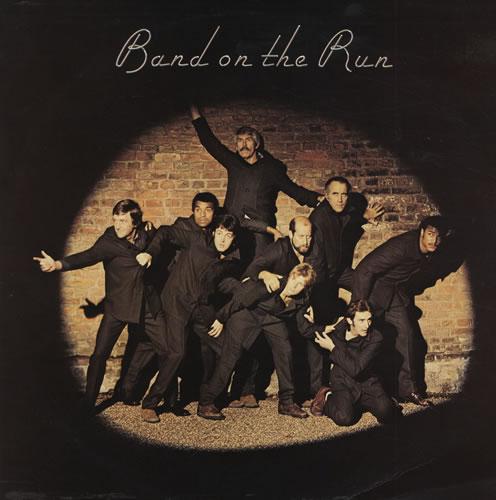 Paul McCartney & Wings - Band On The Run [Vinyl LP]