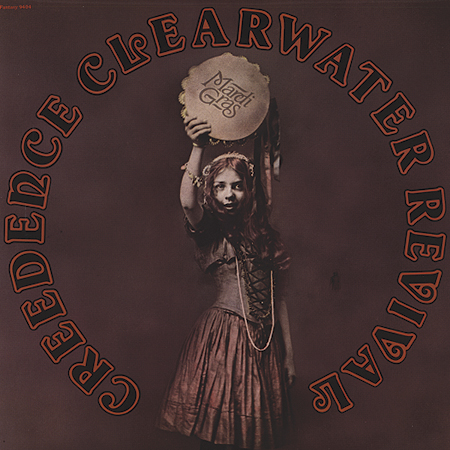 Creedence Clearwater Revival - Mardi Gras [SACD]