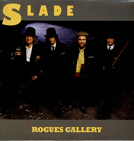 Slade - Rogues Gallery [Vinyl LP] used