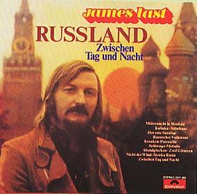 James Last - Russland Zwischen Tag Und Nacht [Vinyl LP] used