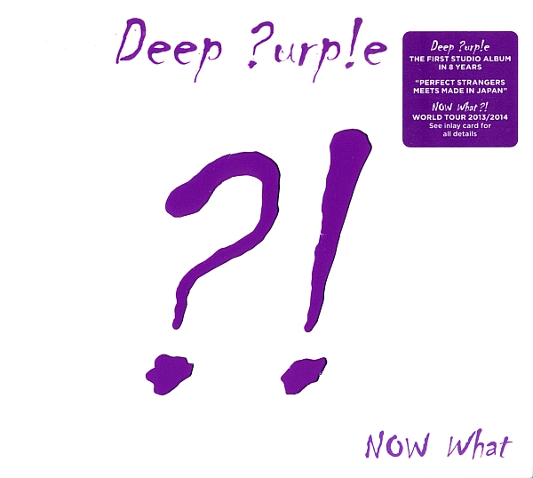 Deep Purple - Now What?! [160g Vinyl 2LP] 2013