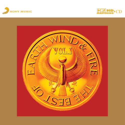 Earth, Wind & Fire - The Best Vol.1 [Japan K2HD CD]