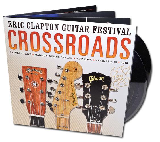 Eric Clapton - Crossroads [Vinyl 4LP] 2014