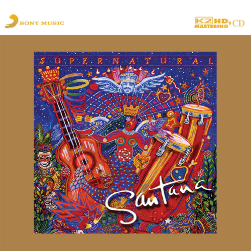 Santana - Supernatural [K2HD CD]