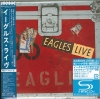 EAGLES - Live (2CD) [Mini LP SHM-CD] 2011