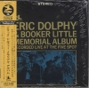 Eric Dolphy and Booker Little - Memorial Album [Mini-LP CD]