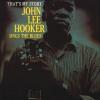 John Lee Hooker - That's My Story [180g 45 RPM Vinyl 2LP]