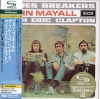John Mayall with Eric Clapton - Bluesbreakers (2CD) [Mini LP SHM-CD]