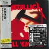 Metallica - Kill 'Em All [Mini LP SHM-CD]