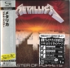 Metallica - Master Of Puppets [Mini LP SHM-CD]