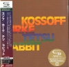 Paul Kossoff - Kossoff/Kirke/Tetsu/Rabbit [Mini LP SHM-CD]