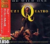 Suzi Quatro - The Wild On - The Greatest Hits [Limited Pressing] (Japan CD)