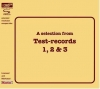 Various Artists - A Selection From Test Records 1, 2 & 3 [SHM-XRCD24]
