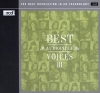 Various Artists - Best Audiophile Voices III [JVC XRCD2]