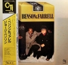 George Benson & Joe Farrell - Benson & Farrell [Japan Vinyl LP] Used