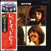 The Beatles - Let It Be [Japan Vinyl LP Country Flag]